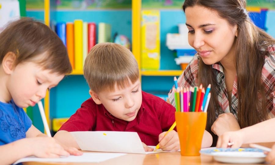 Посещаемость детей в детском саду