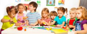 Автоматизация частного детского сада